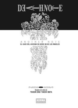 Death Note Another Note El Caso Del Asesino En Serie BB De Los Angeles
