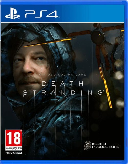 Death Stranding Collector´s Edition PS4