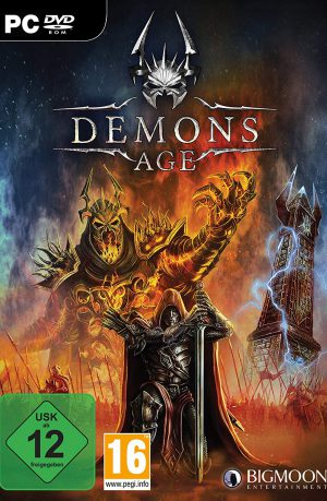 Demons Age PC Portada