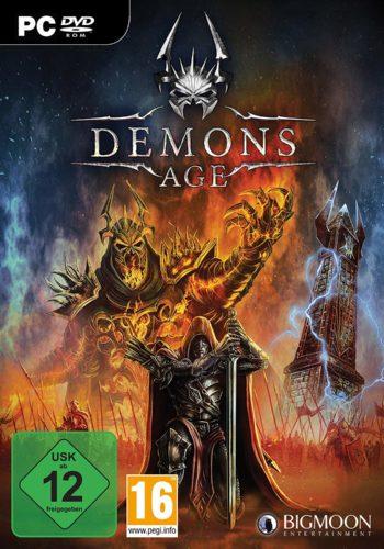 Demons Age PC Portada
