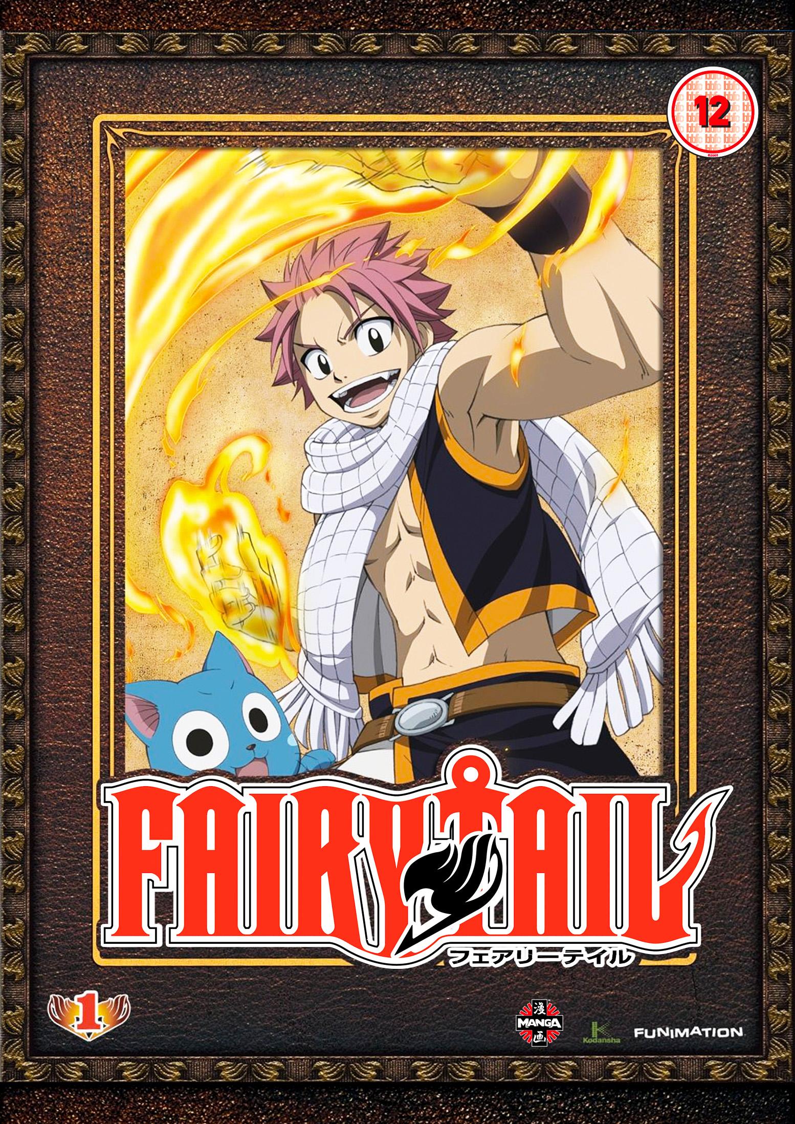 Descargar Fairy Tail 1080p Primera Temporada Suscripcion 01