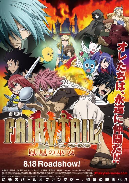 Descargar Fairy Tail Houou no Miko 1080p Suscripcion