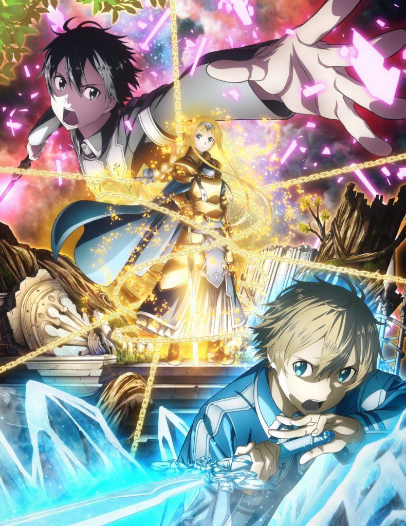 Descargar Sword Art Online Alicization 1080p Suscripcion