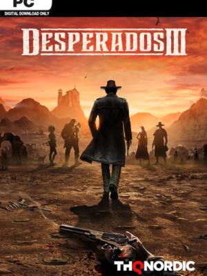 Desperados III PC Descargar