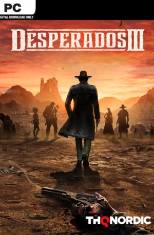 Desperados III PC Descargar