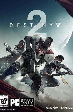 Destiny 2 PC Portada