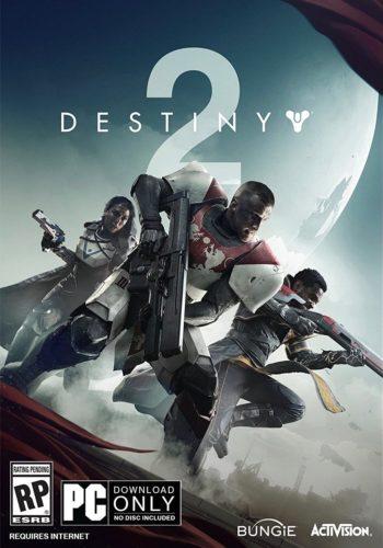 Destiny 2 PC Portada