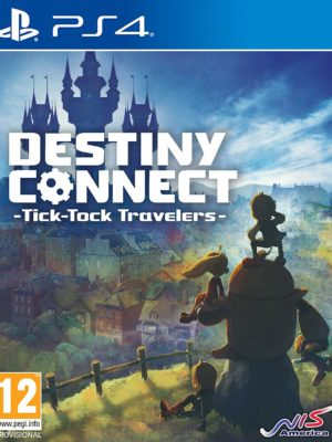 Destiny Connect Tick-Tock Travelers PS4
