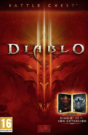 Diablo 3 + Expansion Battle Chest PC Portada