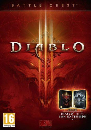 Diablo 3 + Expansion Battle Chest PC Portada