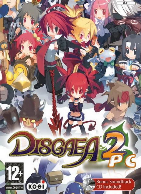 Disgaea 2 PC Descargar