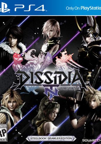Dissidia Final Fantasy NT PS4 Portada