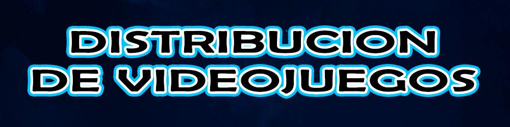 Distribucion de videojuegos