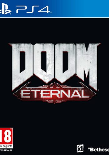 Doom Eternal PS4 Portada