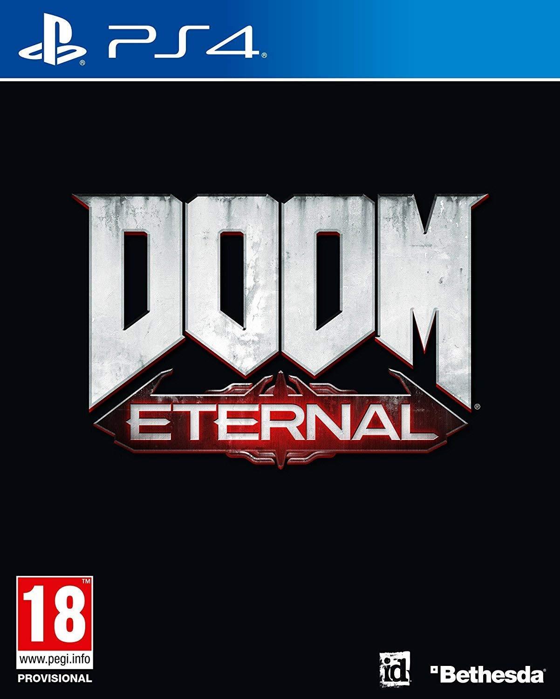Doom Eternal PS4 Portada