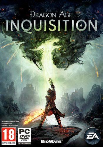 Dragon Age Inquisition PC Portada