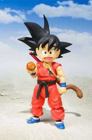 Dragon Ball Figura S.H. Figuarts Goku 01