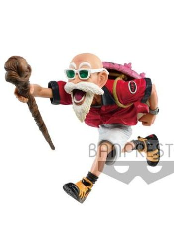 Dragon Ball Figura SCultures Master Roshi Tropical Color 01