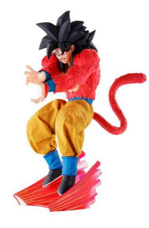 Dragon Ball GT D.O.D.O.D. Figura Super Saiyan 4 Son Goku 01