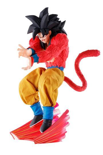 Dragon Ball GT D.O.D.O.D. Figura Super Saiyan 4 Son Goku 01