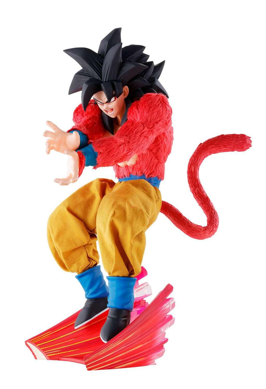 Dragon Ball GT D.O.D.O.D. Figura Super Saiyan 4 Son Goku 02