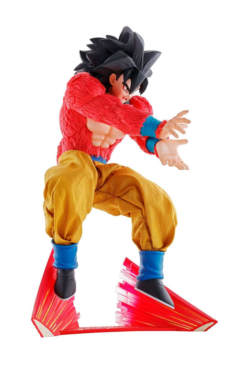 Dragon Ball GT D.O.D.O.D. Figura Super Saiyan 4 Son Goku 03