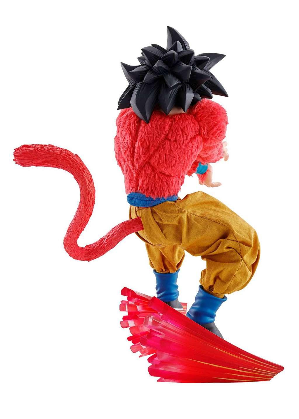 Dragon Ball GT D.O.D.O.D. Figura Super Saiyan 4 Son Goku 04