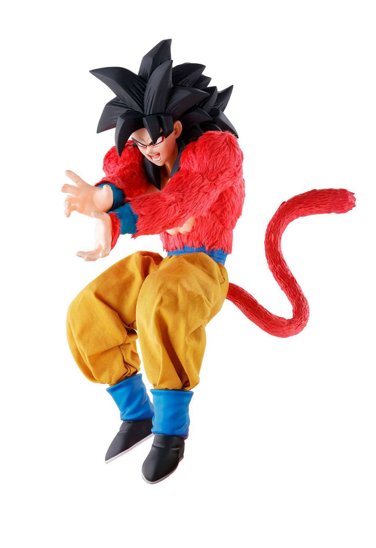 Dragon Ball GT D.O.D.O.D. Figura Super Saiyan 4 Son Goku 07