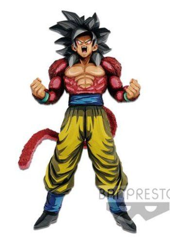 Dragon Ball GT Figura Master Stars Piece Super Saiyan 4 Son Goku 33 cm