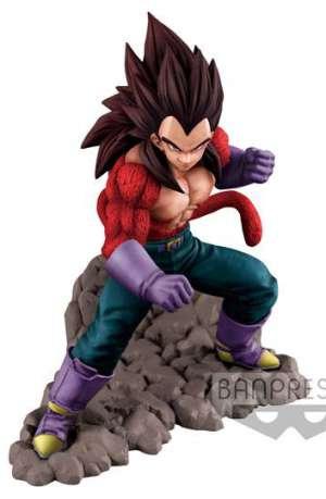 Dragon Ball GT Figura Super Saiyan 4 Vegeta 16 cm