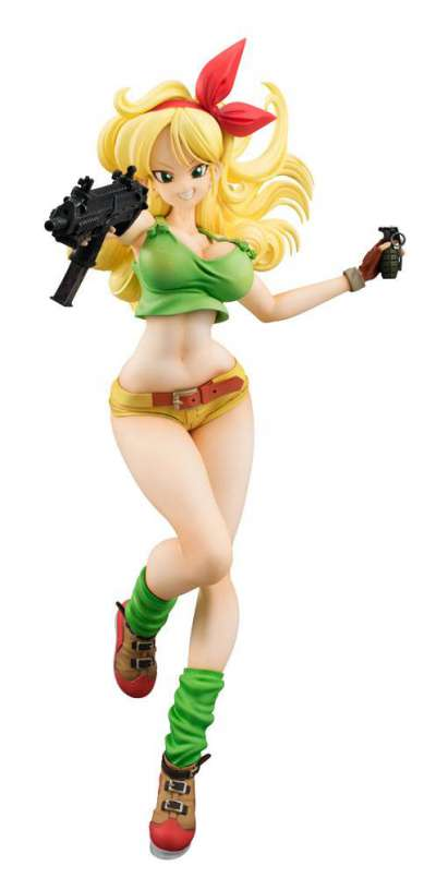 Dragon Ball Gals Figura Launch 01