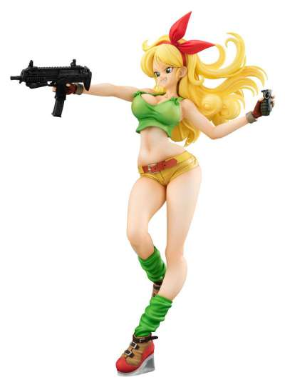Dragon Ball Gals Figura Launch 02