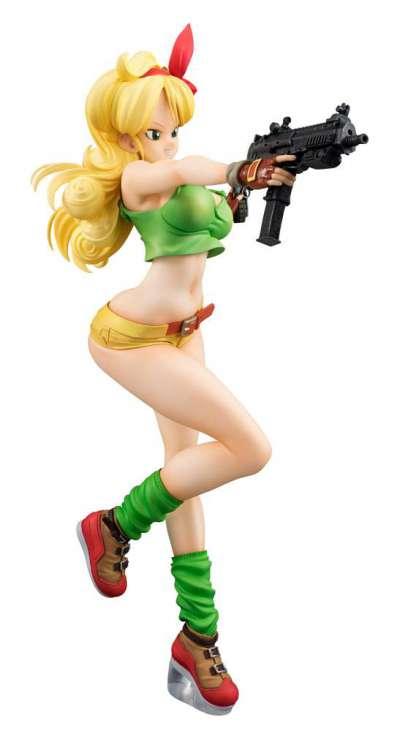 Dragon Ball Gals Figura Launch 04