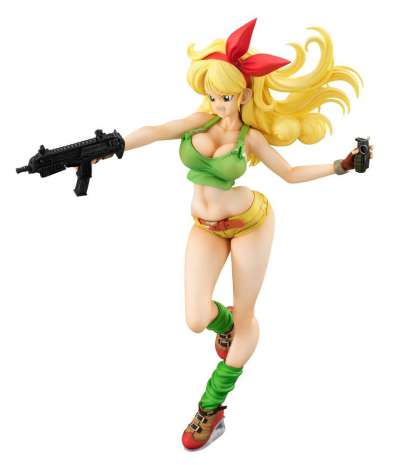 Dragon Ball Gals Figura Launch 05