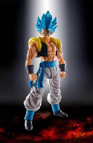 Dragon Ball Super Broly Figura S.H. Figuarts Super Saiyan God Gogeta 14 cm