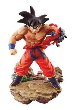 Dragon Ball Super Dracap Memorial 01 Figura Son Goku 01