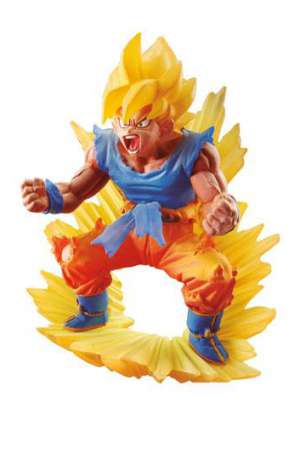 Dragon Ball Super Dracap Memorial 02 Figura Super Saiyan Son Goku 01