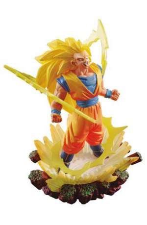Dragon Ball Super Dracap Memorial 03 Figura Super Saiyan 3 Son Goku 01