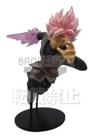 Dragon Ball Super Figura Goku Black Shinretsuzan 01