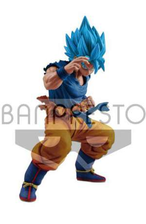 Dragon Ball Super Figura Masterlise Super Saiyan God Son Goku 20 cm