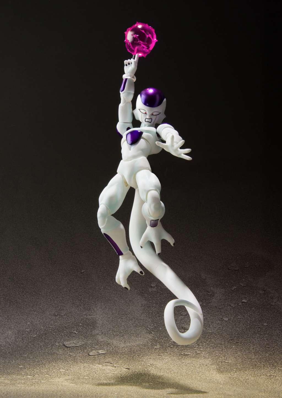 Dragon Ball Super Figura S.H. Figuarts Freezer Resurreccion 02
