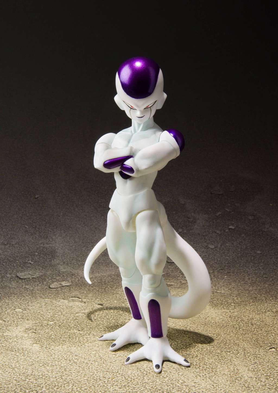 Dragon Ball Super Figura S.H. Figuarts Freezer Resurreccion 03