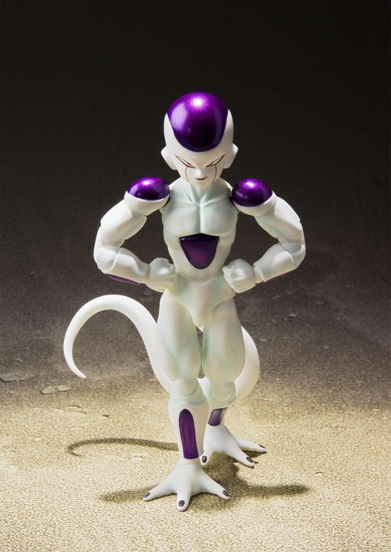 Dragon Ball Super Figura S.H. Figuarts Freezer Resurreccion 04
