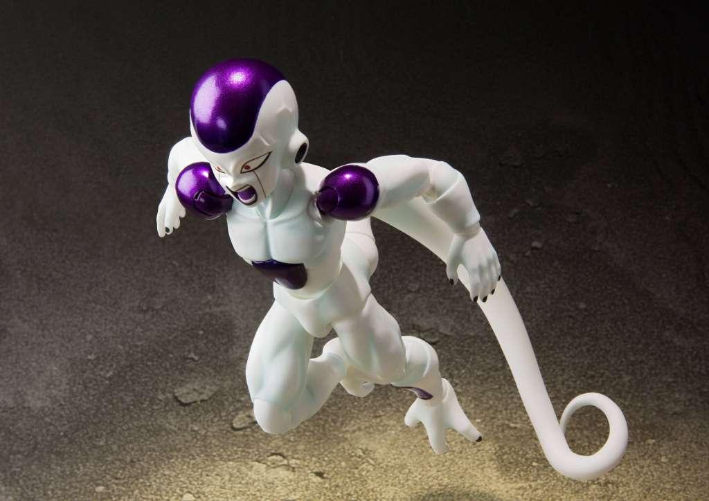 Dragon Ball Super Figura S.H. Figuarts Freezer Resurreccion 06