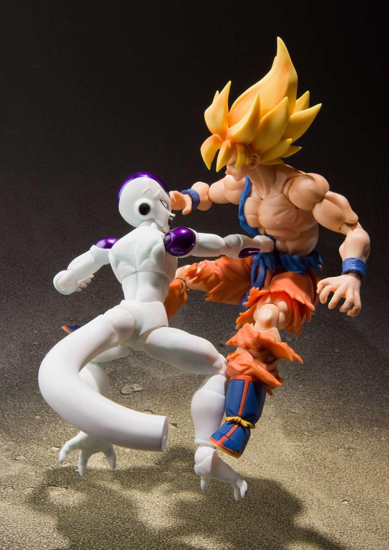 Dragon Ball Super Figura S.H. Figuarts Freezer Resurreccion 08