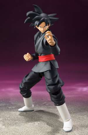 Dragon Ball Super Figura S.H. Figuarts Goku Black Tamashii Web Exclusive 01