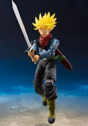 Dragon Ball Super Figura S.H. Figuarts Trunks Exclusive 14 cm
