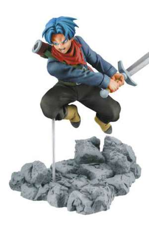 Dragon Ball Super Figura Soul x Soul Trunks 01