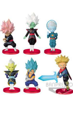 Dragon Ball Super Figuras WCF ChiBi Surtido Volumen 7 01