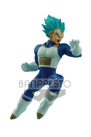 Dragon Ball Super In Flight Fighting Figura Super Saiyan Blue Vegeta 16 cm